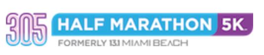 The 305 Half Marrathon & 5K